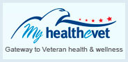 My healthevet badge